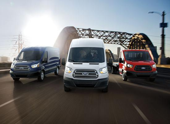 New Ford Transits available in Louisville, KY at Oxmoor Ford Lincoln
