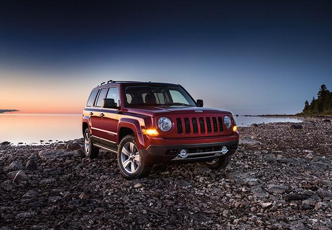 Jeep Dealership Columbus Ohio >> Jeep Patriot Near Columbus Oh Coughlin Chrysler Of Marysville