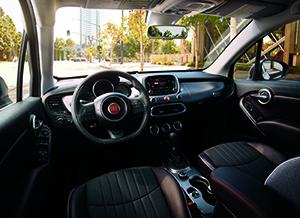 New FIAT 500Xs available in Naperville, IL at Bettenhausen Alfa Romeo - FIAT of Tinley Park