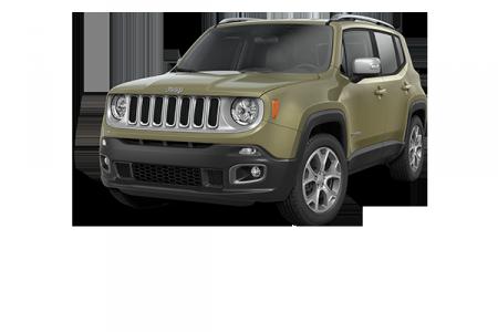 Jeep Renegade Bolles CDJ