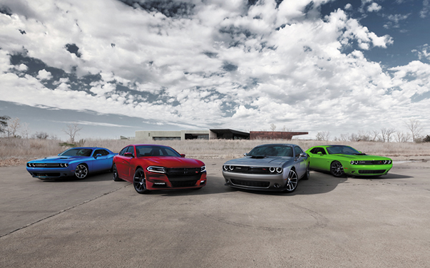 New Dodge available in Chicago, IL at Bettenhausen Automotive