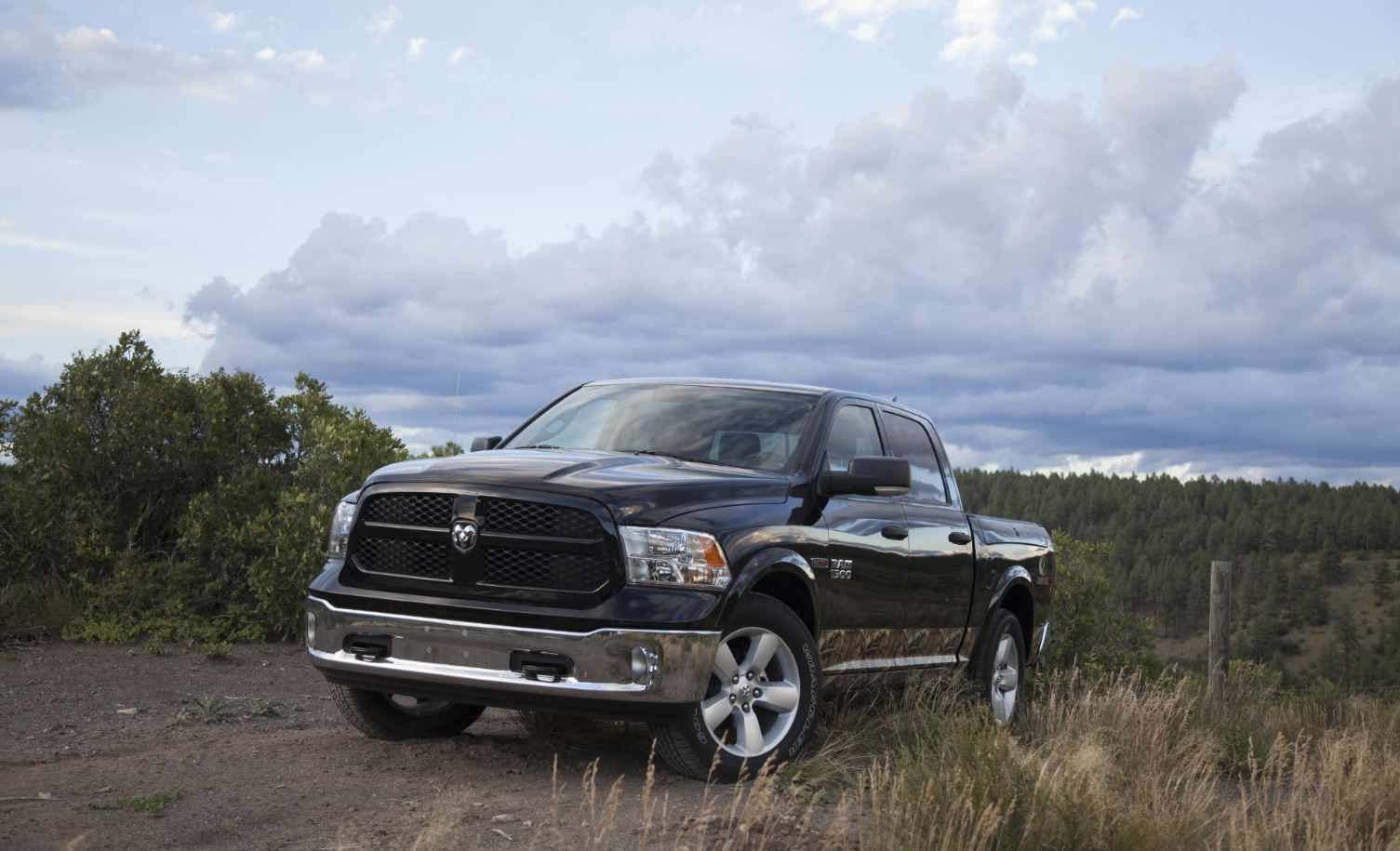 Oak Harbor Motors has a Great Selection of the Incredible Ram 1500 Pick-Up