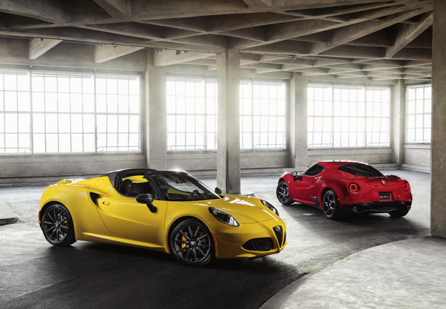 New Alfa Romeo available in Chicago, IL at Bettenhausen Automotive