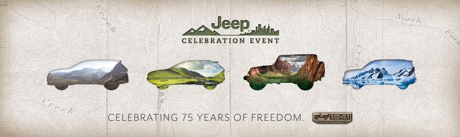Jeep Celebration Event in Opelousas, LA
